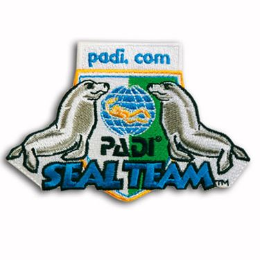 Picture of Emblem PADI SealTeam