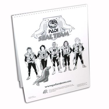 Picture of PADI SealTeam Flip-Chart