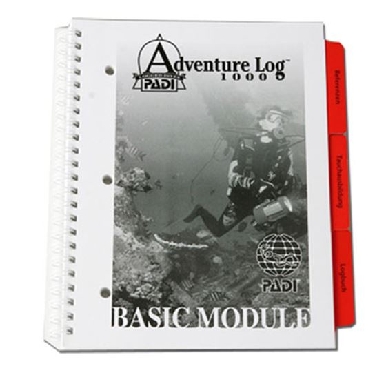 Picture of Basic Module ITALIAN ADVENTURE LOG