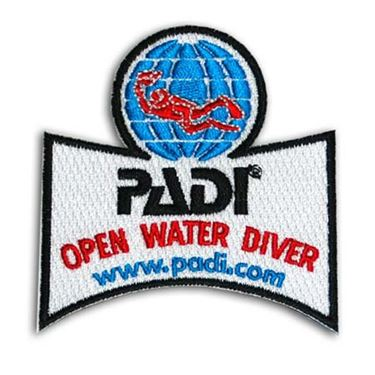 Picture of Emblem OPEN WATER Diver