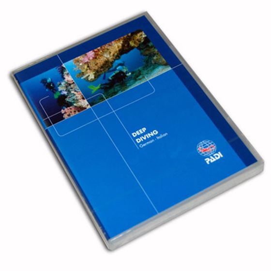 Picture of DVD - Deep Diving, Diver Edition