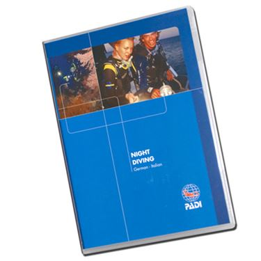 Picture of Night Diving DVD - DIVER