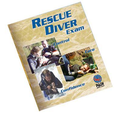 Picture of RESCUE Diver Exam