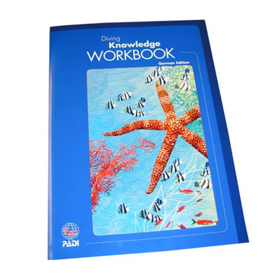 Picture of DIVING KNOWLEDGE Workbook