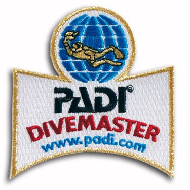 Picture of Emblem DIVEMASTER