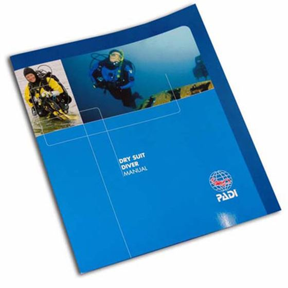 Picture of DRY suit Manual