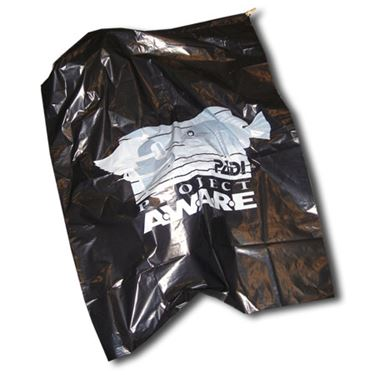 Picture of PADI AWARE Plastic Trash Bags for Cleanup