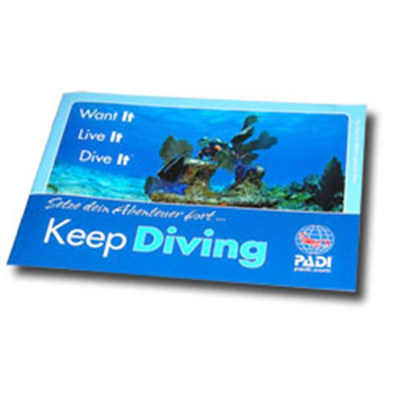 Picture of KEEP DIVING Brochure