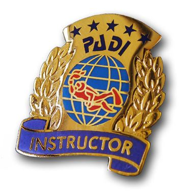 Picture of PADI Instructor Pin