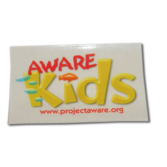 Picture of AWARE Kids Decal