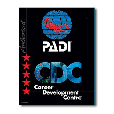 Picture of PADI CDC Decal