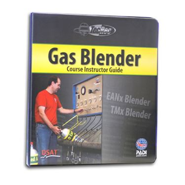Picture of Gas Blender Instructor Guide