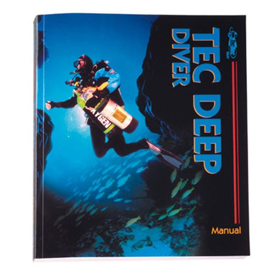 Picture of Tec Deep Diver Manual ITALIAN