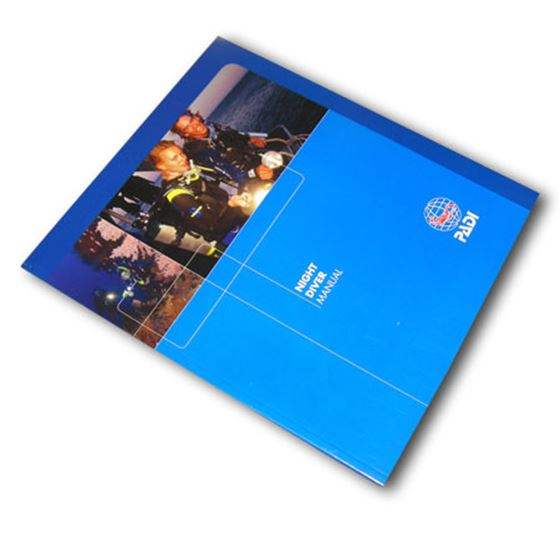 Picture of Night Diving Manual