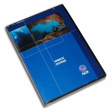Picture of Wreck Diver DVD
