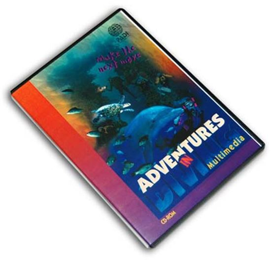 Picture of ADVENTURES IN DIVING