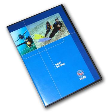 Picture of DVD - Drift Diving, Diver Edition