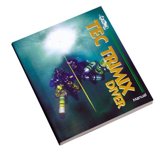Picture of Tec Trimix Diver Course Manual