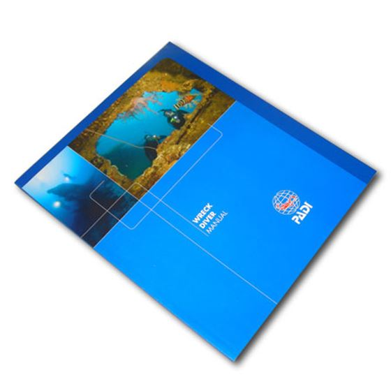 Picture of Wreck Diver Manual