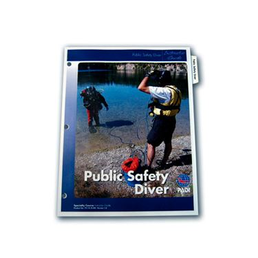 Picture of Instructor Guide - Public Safety Diver, Specialty