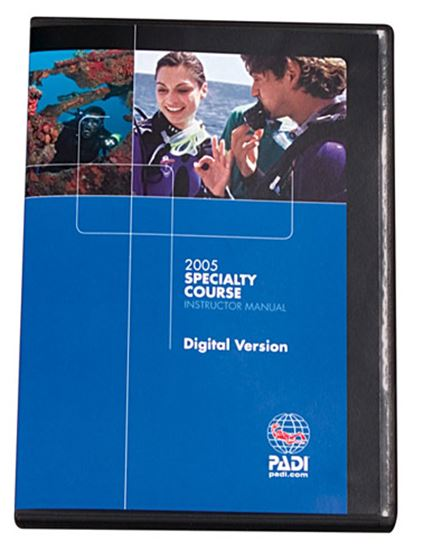Picture of CD-ROM - Specialty Instructor Manual