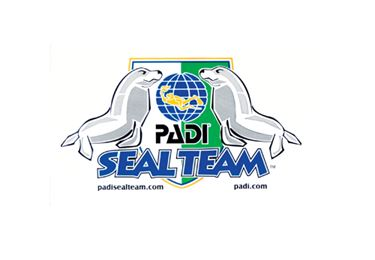 Picture of Decal - PADI Seal Team