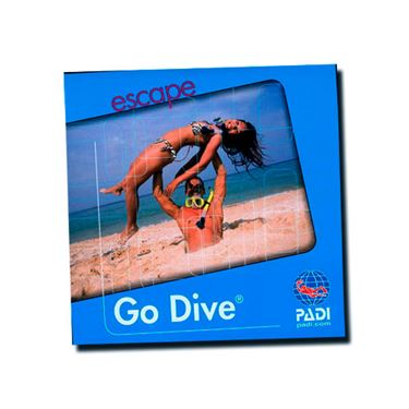 Picture of DVD - Escape Go Dive