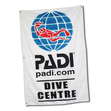 Picture of Flag - Dive Centre, 100 x 150cm