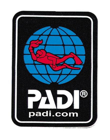 Picture of Decal - PADI Logo