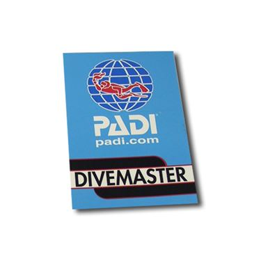 Picture of Decal - PADI Divemaster, Vinyl