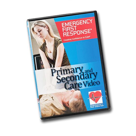 Picture of DVD - EFR Primary & Secondary Care Paricipant