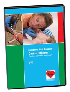 Picture of EFR Care for Children DVD