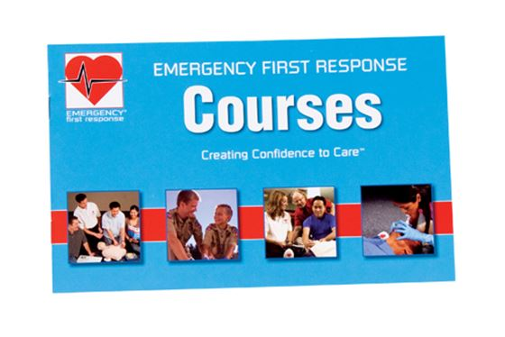 Picture of Brochure - EFR Courses