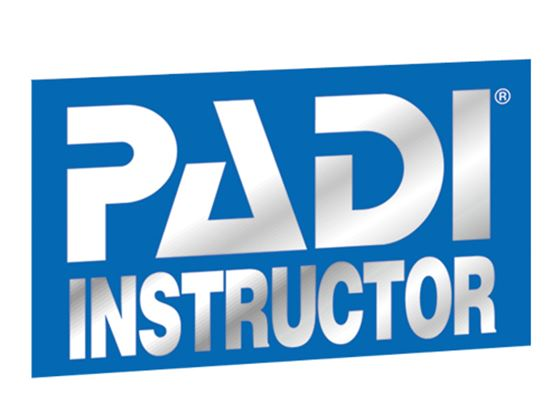 Picture of Decal - PADI Instructor