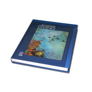 Picture of Book - Encyclopaedia of Recreational Diving,Hard Cover