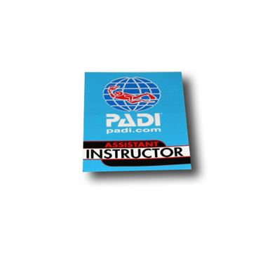 Picture of Decal - PADI Assistant Instructor, Vinyl
