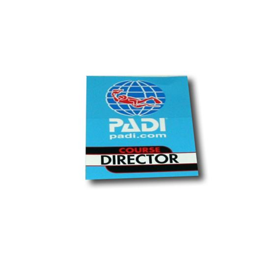 Picture of Decal - PADI Course Director , Vinyl