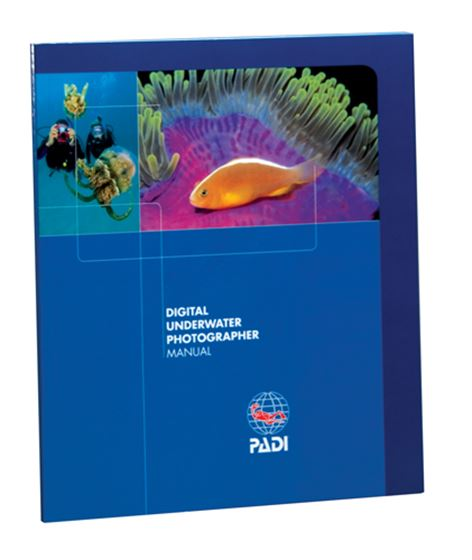 Picture of Manual - Digital Underwater Photographer