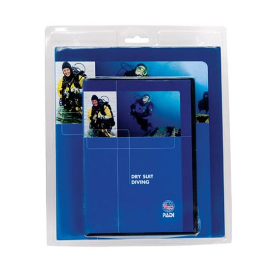 Picture of DVD Pak - Dry Suit Diver with Manual