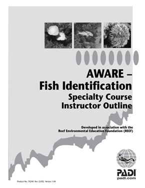 Picture of Specialty Outline - Fish ID