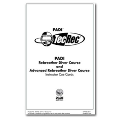 Picture of Slate - PADI Rebreather & Adv. Rebreather, Instructor