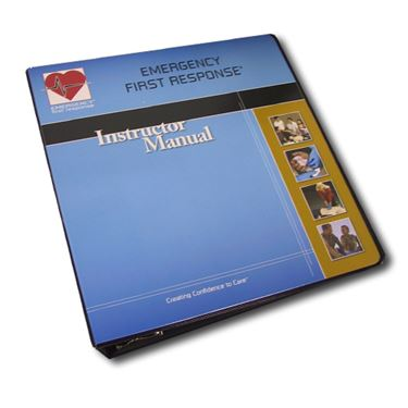 Picture of Binder - EFR Instructor