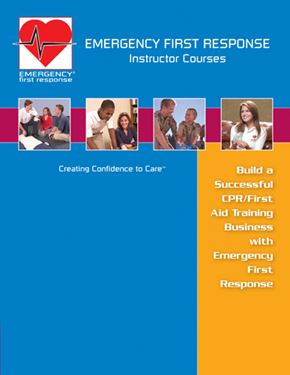 Picture of Brochure - EFR Instructor Acquisition