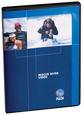 Picture of DVD - Rescue Diver, Diver Edition