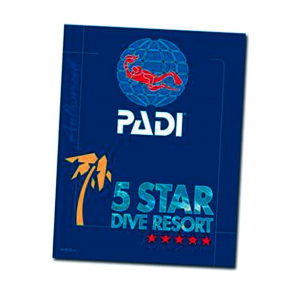 Picture of 5* Dive Resort Decal