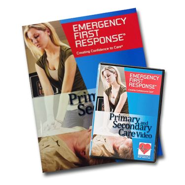 Picture of Pack - EFR  Primary & Secondary Care Manual with DVD