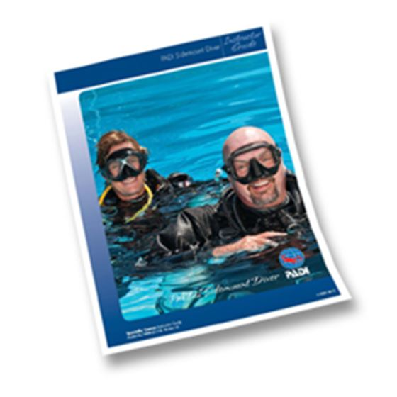 Picture of Certificate - Tec Sidemount Diver, Wall