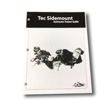 Picture of Instructor Trainer Guide - Tec Sidemount, without Binder