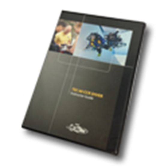 Picture of CD-ROM - Tec 60 CCR Instructor Instructor Guide