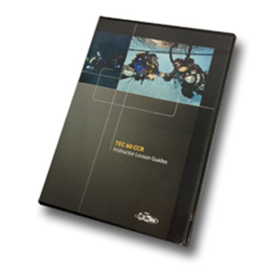 Picture of CD-ROM - Tec 60 CCR Instructor Lesson Guides